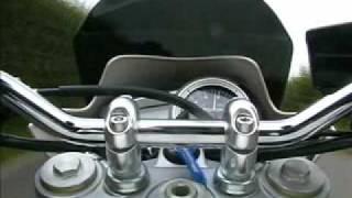 7. 2008 Triumph Street Triple 675 onboard!