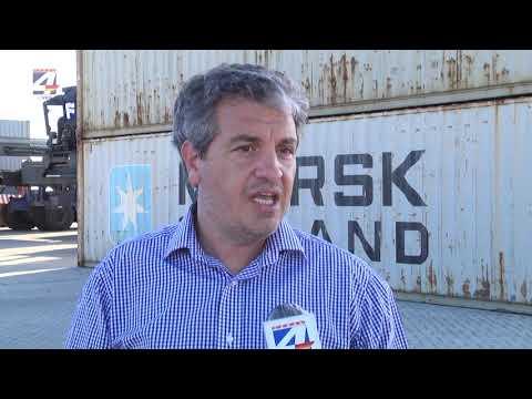 Empresa Murchison Uruguay instalará infraestructura en el puerto de Paysandú