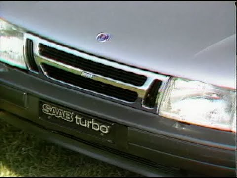 MotorWeek | Retro Review: '86 Saab 9000 Turbo