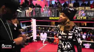Queen of the Ring | 40 B.A.R.R.S. vs. Daylyt