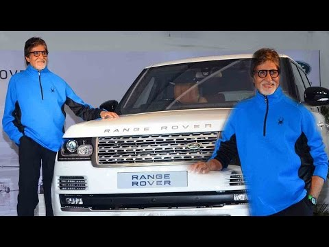Amitabh Bachchan Gets A Grand Gift, Takes Home His