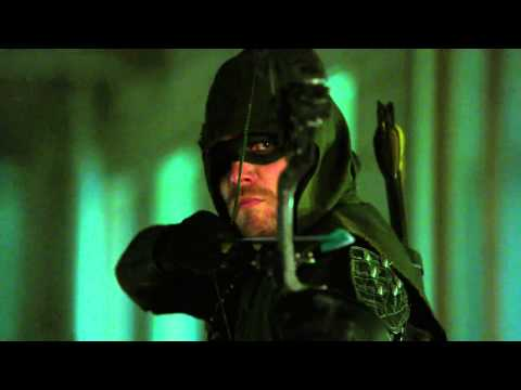 Arrow (Paleyfest 2015 Promo)