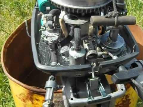 плохо заводится лодочный мотор зонгшен