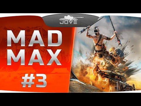 Прохождение Mad Max [Безумный Макс] #3. Штурмуем \