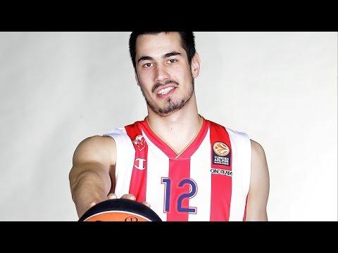 #NoJumpNoGlory Dunk of the Night: Nikola Kalinic, Crvena Zvezda Telekom Belgrade