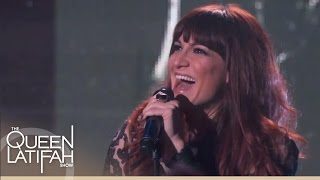 Shoshana Bean Performs