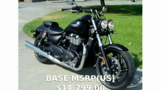 1. [tarohan] 2014 Triumph Thunderbird Storm -  motorbike superbike Top Speed Info Specs Dealers Details