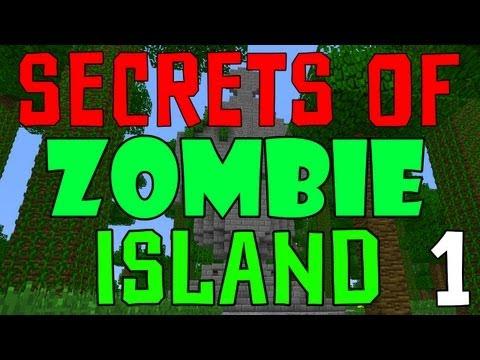 Secrets of Zombie Island - Чёрная Жемчужина #1