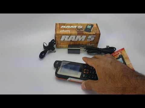 PLUM RAM 5 (BEST RUGGED PHONE) SNEAK PEAK!