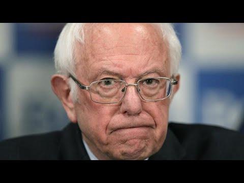 Primaire démocrate aux Etats-Unis : Bernie Sanders jette l'éponge