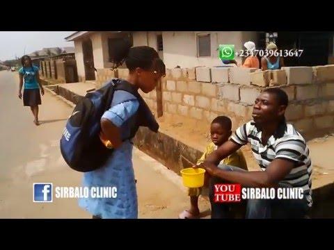 SIRBALO CLINIC ONE LOVE.. (ADAEZE SHORT MOVIE) (Nigerian Comedy)