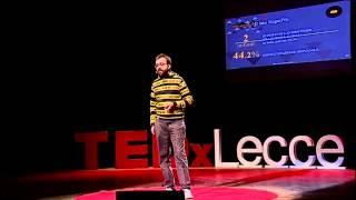 Il futuroè una variabile dipendente   Dino Amenduni   TEDxLecce