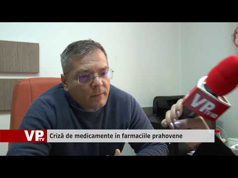 Criză de medicamente în farmaciile prahovene