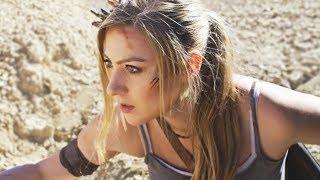 TOMB RAIDER MOVIE FAN FILM - Katie Wilson