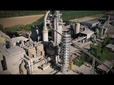 Τσιμεντοβιομηχανίες: Μείωση των εκπομπών CO2 μέσω νέων τεχνολογιών…