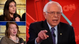 CNN Stacked Bernie's Town Hall with Political Operatives, Yet He STILL Dominated