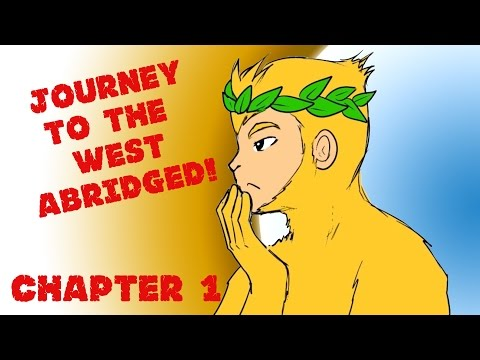 Journey to the West Abridged - Chapter 1