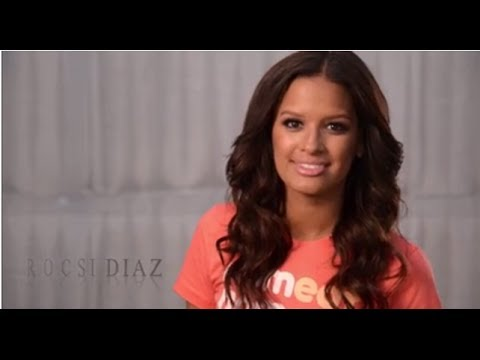 you - See what inspired Entertainment Tonight's Rocsi Diaz to go vegetarian and star in peta2's