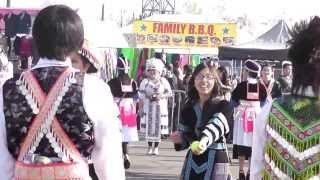 Hmong New Year Fresno 2012-13  Hmoob Pov Pob