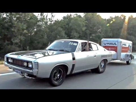 1972 Valiant Charger's 7-second pass