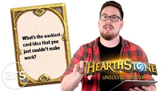 Blizzard's Ben Brode Answers Unsolved Hearthstone Mysteries | Ars Technica