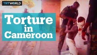 Amnesty International claims Cameroon forces are torturing people accused of supporting Boko Haram on a military base used by...