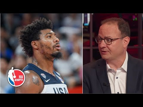 Video: Other countries don't fear Team USA - Adrian Wojnarowski | 2019 FIBA World Cup