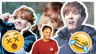 Video An Introduction to BTS: J-Hope Version REACTION! The Easily Frightened Dance Machine?! download in MP3, 3GP, MP4, WEBM, AVI, FLV January 2017