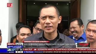 Video Sejumlah Kader Demokrat Dukung Jokowi, Begini Respon AHY MP3, 3GP, MP4, WEBM, AVI, FLV April 2019