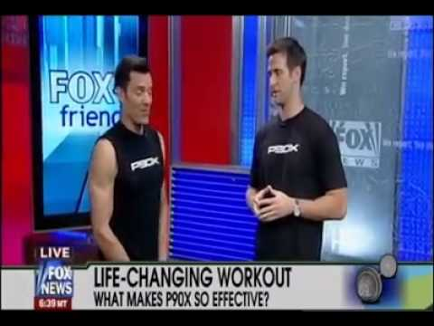 P90X on Fox News