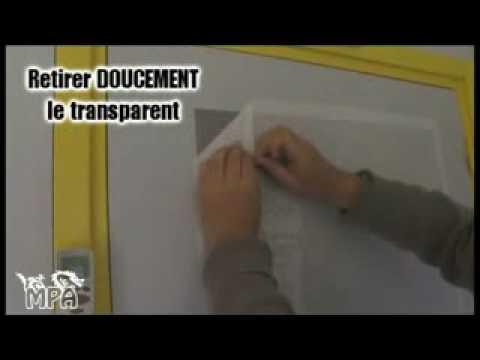 comment poser adhesif sur meuble