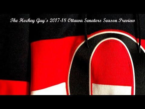 2017-18 Ottawa Senators Season Preview