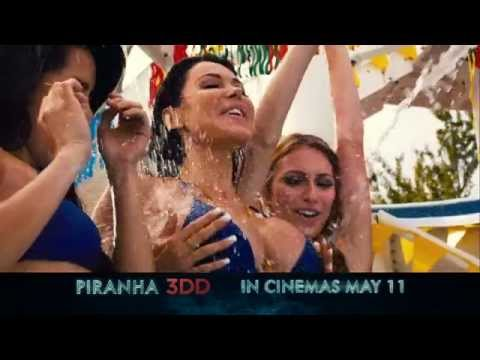 Piranha 3DD (UK TV Spot)