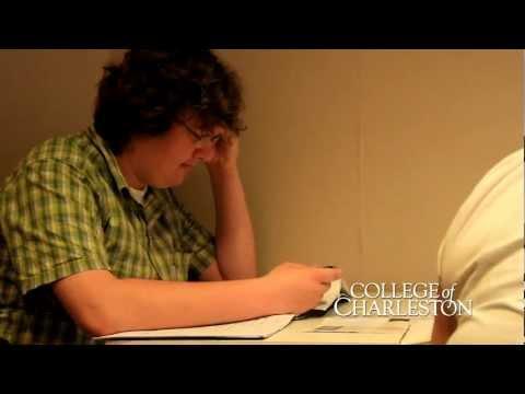 Student Doppel Majors in Philosophie und Klassische Philologie an der College of Charleston