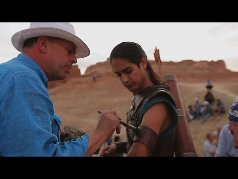 TUT Behind the Scene 'The Costumes Of TUT'