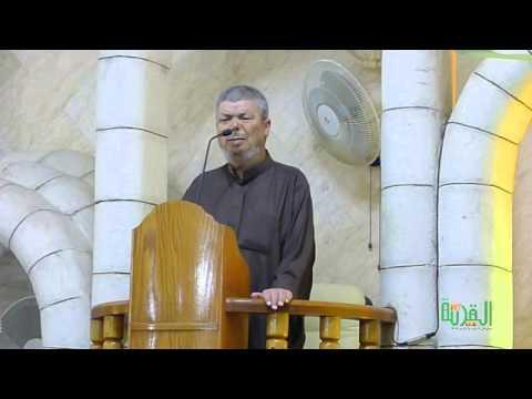 خطبة الجمعة لفضيلة الشيخ عبد الله 23/5/2014