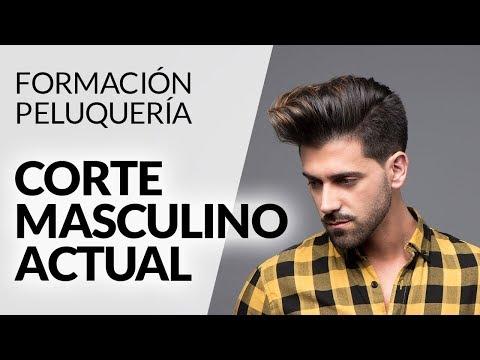 [Formación Peluquería] Corte masculino actual y arreglo de barba