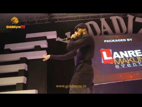 "OLAMIDE & PHYNO PERFORM ""FADA FADA"" AT THE CHRONICLES OF USHBEBE YA DADI 7"