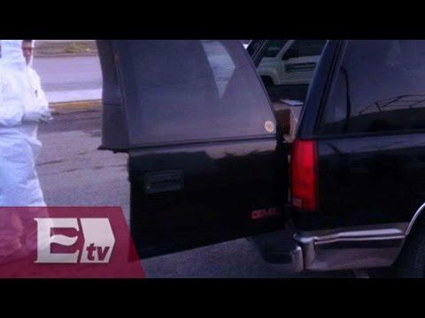 Localizan en Matamoros más de 9 mil visas robadas