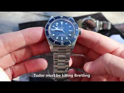 Tudor Black Bay 58 Blue - two week ownership update