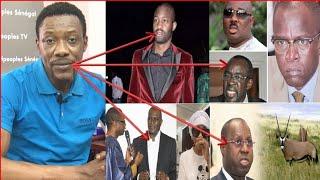 TANGE SHOW: Affaire de la mort de Hiba Thiam, le cas Dame Amar, Babacar Ngom défie les paysans, Cissé Lo Yakham Mbaye vers le procureur, Abdou Karim Sall et ses Gazelles..