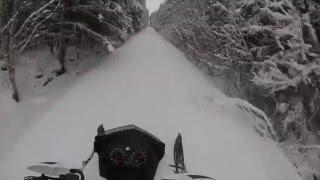 4. Ski-doo MXZ 550f