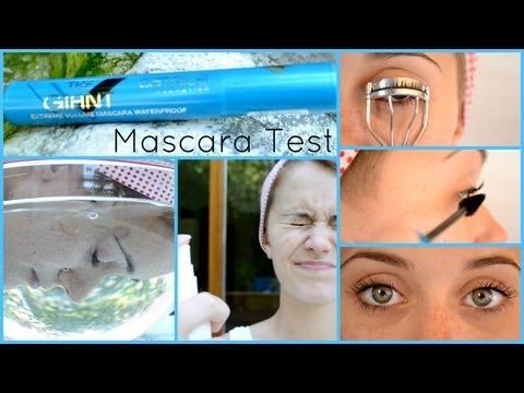 MM #28: MASCARA TEST -  Catrice