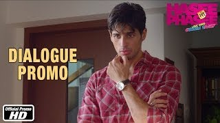 Main dahej mein vishwas nahi rakhta - Dialogue Promo 1 - Hasee Toh Phasee