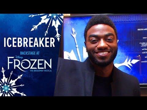 Episode 9: Icebreaker: Backstage at FROZEN with Jelani Alladin