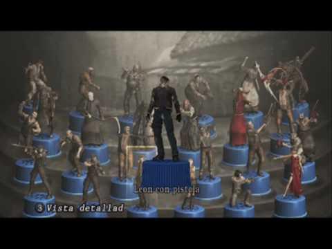 Guía Resident Evil 4 Parte 57 - Galería de tiro (II) y colección de chapas de botella