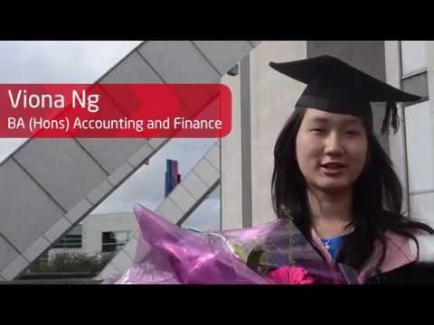 INTO Manchester Alumna Graduation at the University of Liverpool - Viona Ng