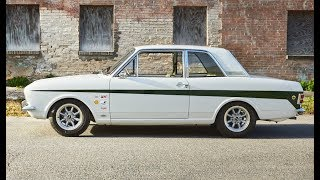 1967 Ford Lotus Cortina Mk2 - One Take by The Smoking Tire