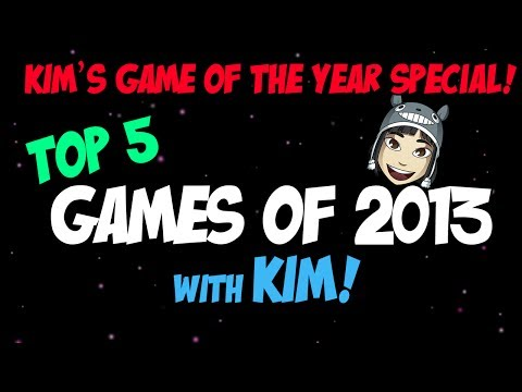 Year - It's almost the end of the year, and what better way to celebrate than with a list of Yogscast's Games of 2013! In today's episode, Kim runs through what 5 g...