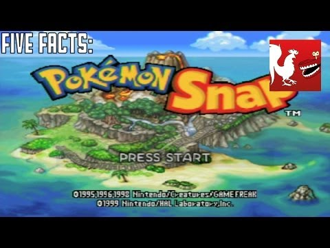Facts - Michael and Ray bring you five facts on Pokemon Snap. RT Store: http://roosterteeth.com/store/ Rooster Teeth: http://roosterteeth.com/ Achievement Hunter: ht...